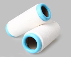 白色再生棉紗襪紗