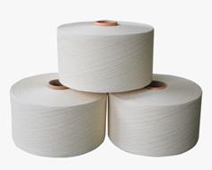 含落棉氣流紡棉紗