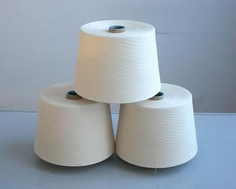 Ring spun slub cotton yarn for jeans